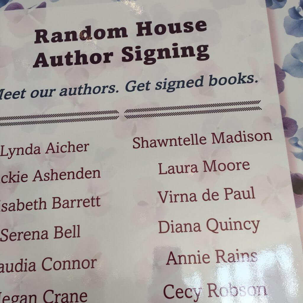 RWA Random House